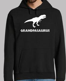 Grandpapasaurus (dunkler Hinterglaufd)