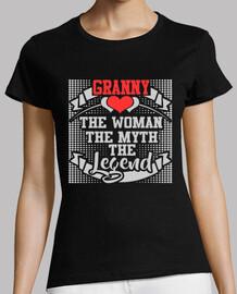 granny the woman the myth the legen