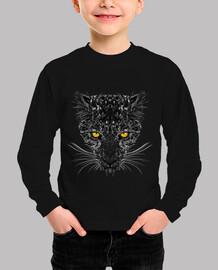 graphic cheetah