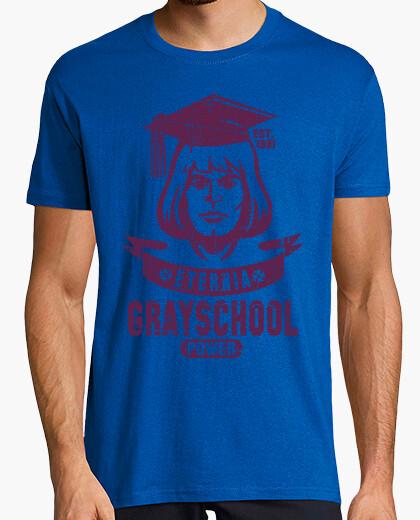 Camiseta GraySchool Power