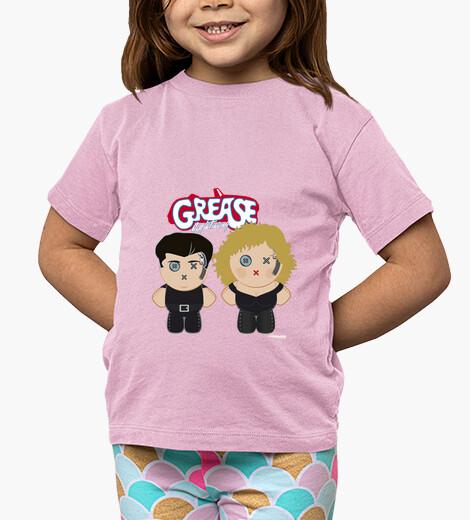 Ropa infantil Grease