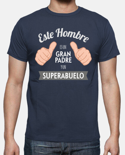 great father and superabuelo (dark background)
