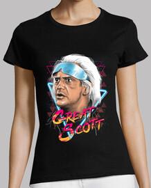 great scott shirt womens