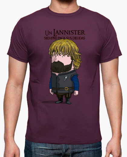 Great tyrion by calvichis t-shirt
