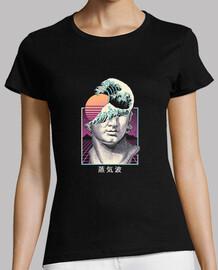 Great Vaporwave Shirt Womens