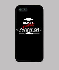 GREATEST FATHER - Funda iPhone 5 y 4
