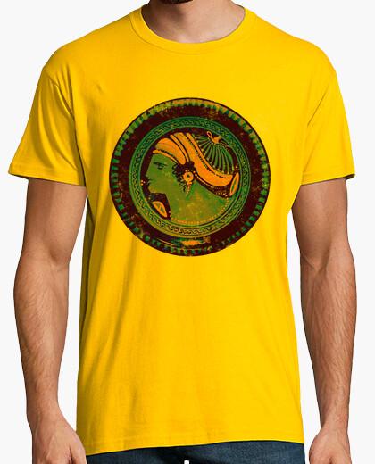 Tee-shirt grèce trois vert