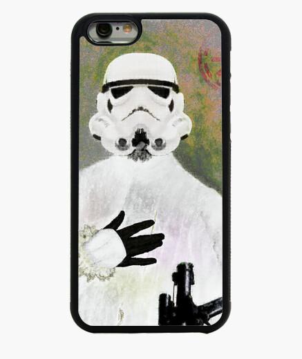 Funda iPhone 6 / 6S Greco Trooper - funda