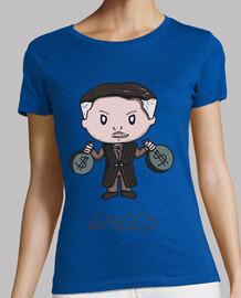 Greed- Camiseta mujer