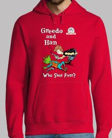 Greedo and Han Seuss Parody