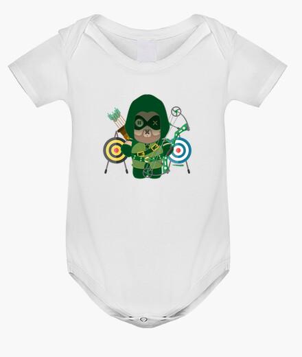 Vêtements enfant green arrow