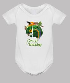 green awareness - green thinking