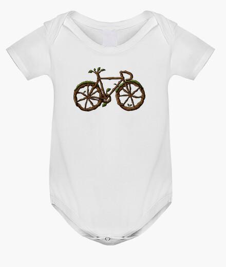 Ropa infantil Green bike