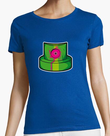 Camiseta Green cap w