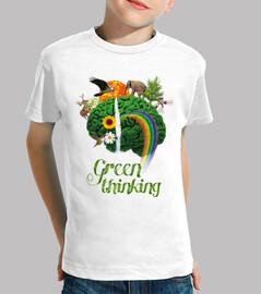 green consciousness - green thinking