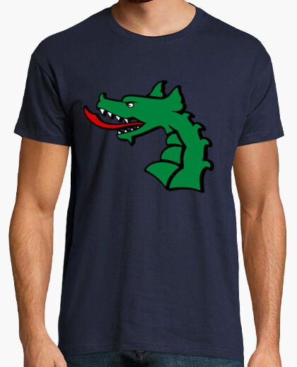 Camiseta Green Dragon