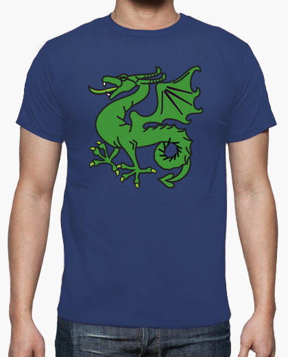 Camiseta Green Dragon.