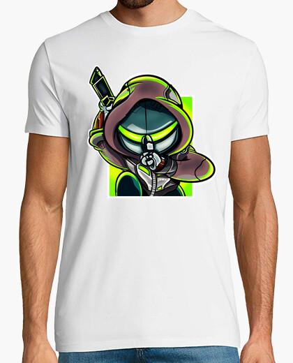 Green genji t-shirt