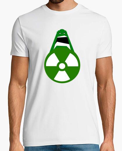 Tee-shirt GREEN MONSTER POP