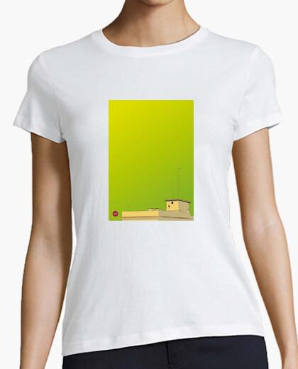 Green Sky. Aplícalo sobre diferentes colores y estilos de camiseta de niño y adulto