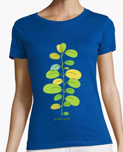 Camiseta Green Soul