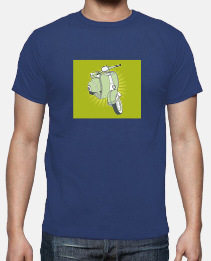 Camisetas Green Vespa