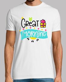 Greeting Morning