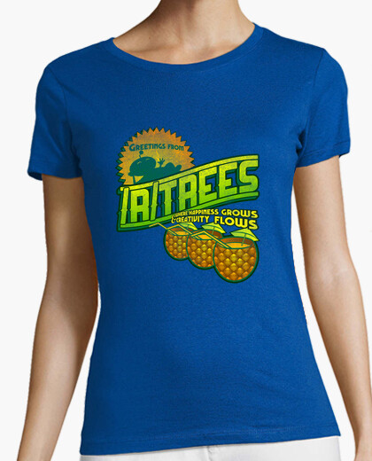 Greetings from rtrees t-shirt