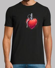 grenade de coeur