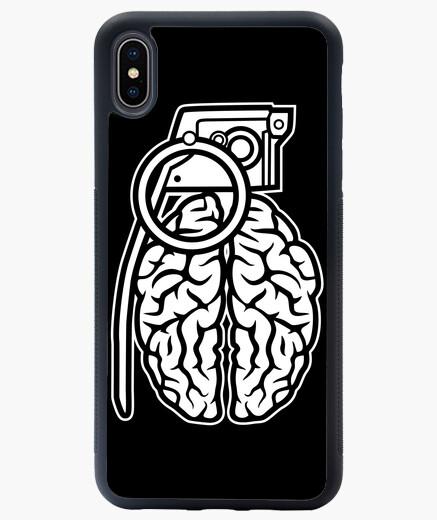 Funda iPhone XS Max Grenade Head