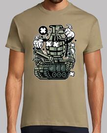 Grenade War Tank 1