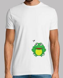 grenouille-mouche
