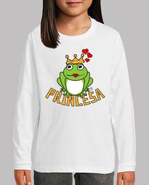 grenouille - princesse