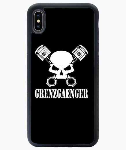 Grenzgaenger - Funda iPhone XS Max XS MAX...