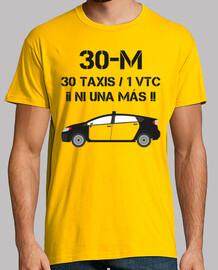 grève des taxis en janvier