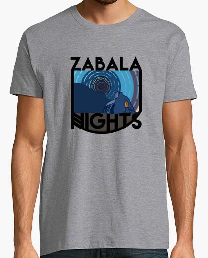 Camiseta Grey Zabala Nights