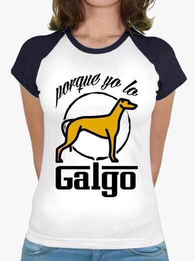 Tee-shirt Greyhound