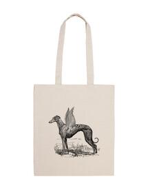 greyhound bag divine