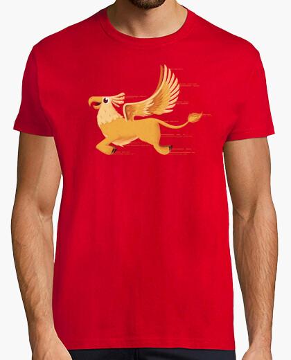 Camiseta grifo