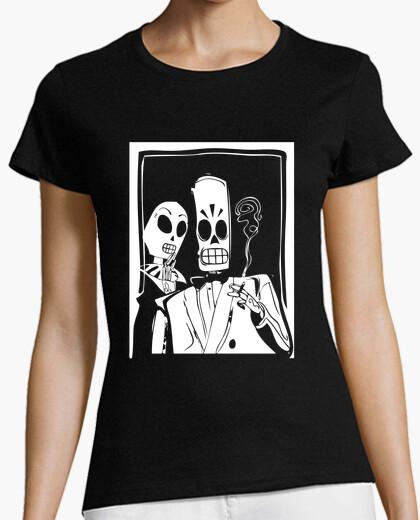 Camiseta Grim Fandango