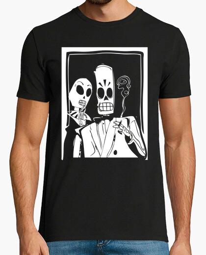 Tee-shirt Grim Fandango