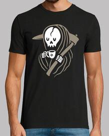 Grim Reaper ama il caffè