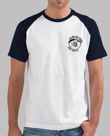 Grim Reaper Baseball T-shirt