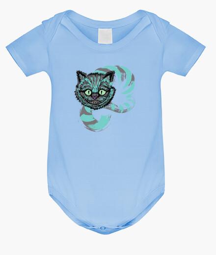 Vêtements enfant grimaçant like un chat cheshire