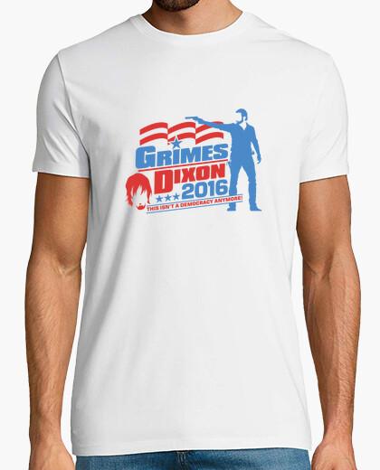 Grimes Dixon 2016 Campaign t-shirt