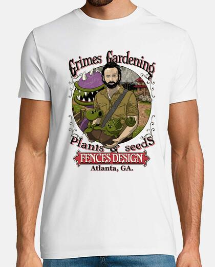 Grimes gardening.
