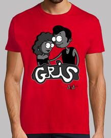 gris - hommes