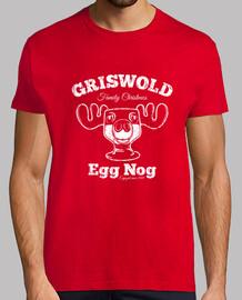 griswold navidad huevo nog / nacional lampoons / mens