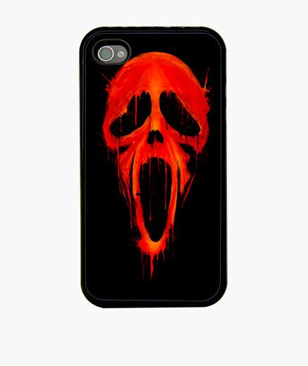 Funda iPhone grito sangrienta