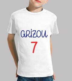 Grizou 7 / fútbol / pie